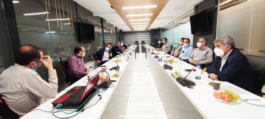 برگزاری جلسۀ توجیهی طرح تولید فرومنگنز