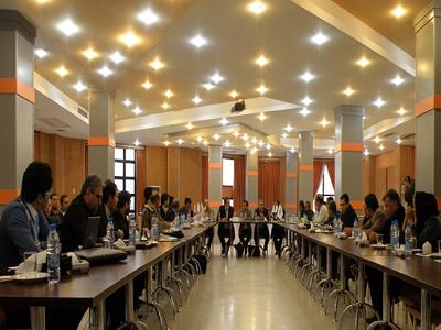 همایش مدیران عامل شرکت های زیرمجموعه 25 آذر 1393 هتل پردیس مبارکه