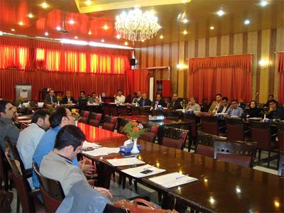 همایش مدیران عامل شرکت های زیرمجموعه 25 تیر 1393 تهران