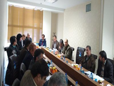 همایش مدیران عامل شرکت های زیرمجموعه 23 دی 1396 اصفهان