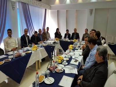 همایش مدیران عامل شرکت های زیرمجموعه 29 مهر 1396 رشت