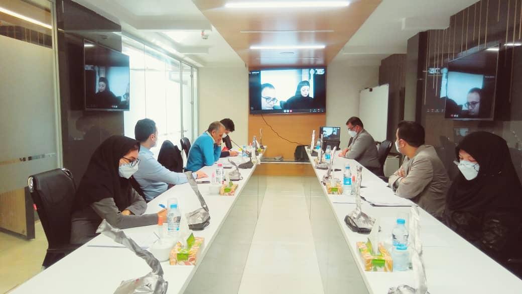 برگزاری جلسات بودجه شرکت های زیرمجموعه